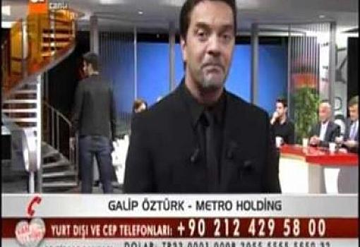 Galip Öztürk'ün Yardım Eli Van'a da Ulaştı