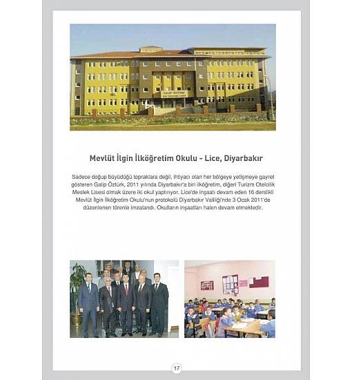 Mevlüt İlgin İlköğretim Okulu Lice, Diyarbakır