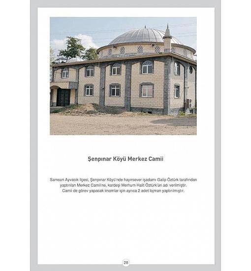 Şenpınar Köyü Merkez Camii