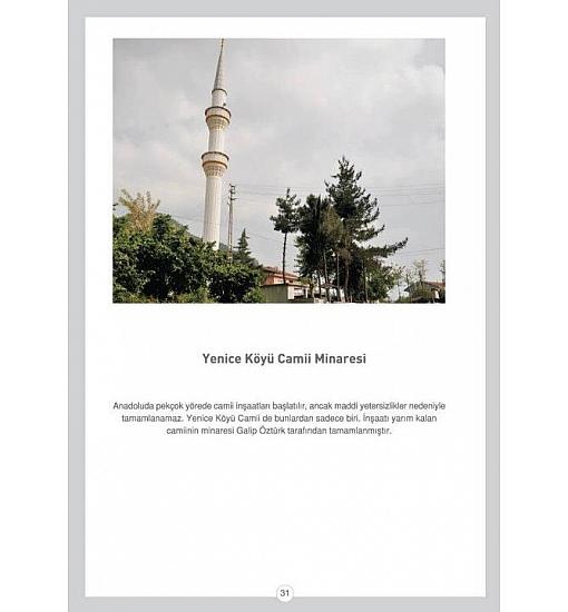 Yenice Köyü Camii Minaresi