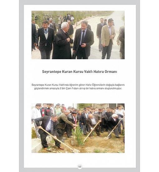 Seyrantepe Kuran Kursu Vakfı Hatıra Ormanı