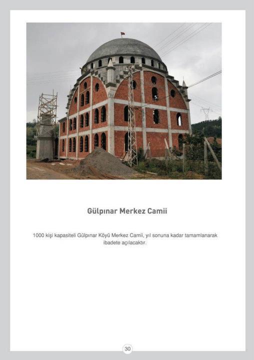 Güzelpınar Merkez Camii