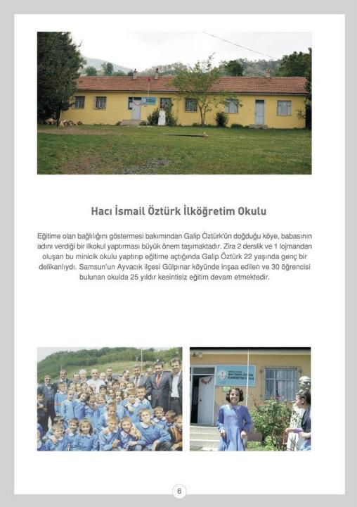 Hacı İsmail Öztürk İlköğretim Okulu