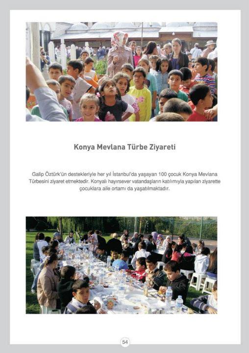 Konya Mevlana Türbe Ziyareti